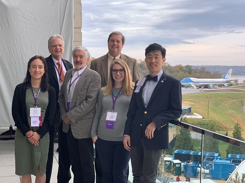 ASCO's Delegates to the American Medical Association's House of Delegates