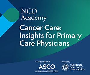 Cancer Care: Insights for Primary Care Physicians graphic