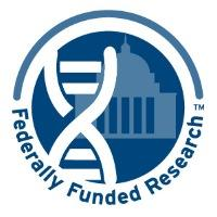 Federally Funded Research logo
