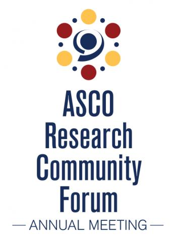 ASCO Research Community Forum Annual Meeting logo