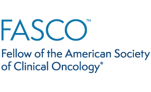 Fellow of the American Society of Clinical Oncology Logo