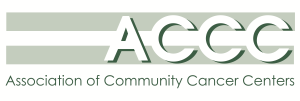 Logo for the Association of Community Cancer Centers