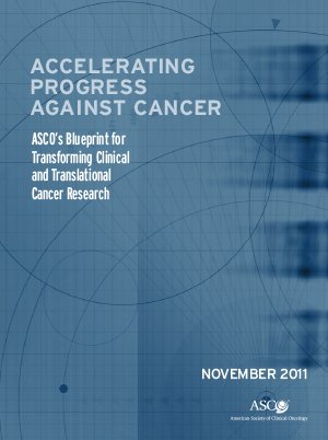 Blueprint for Transforming Cancer Research cover